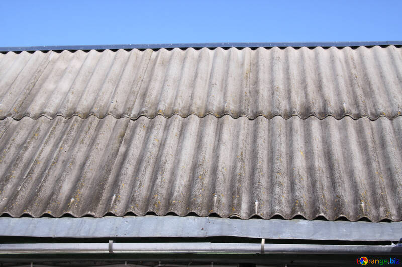 Sheets of slate roof №490