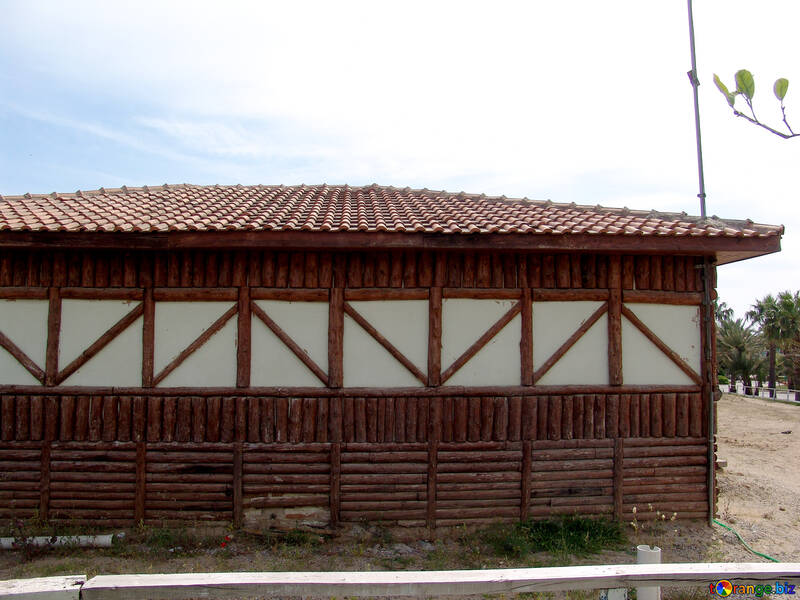 Wooden House №265