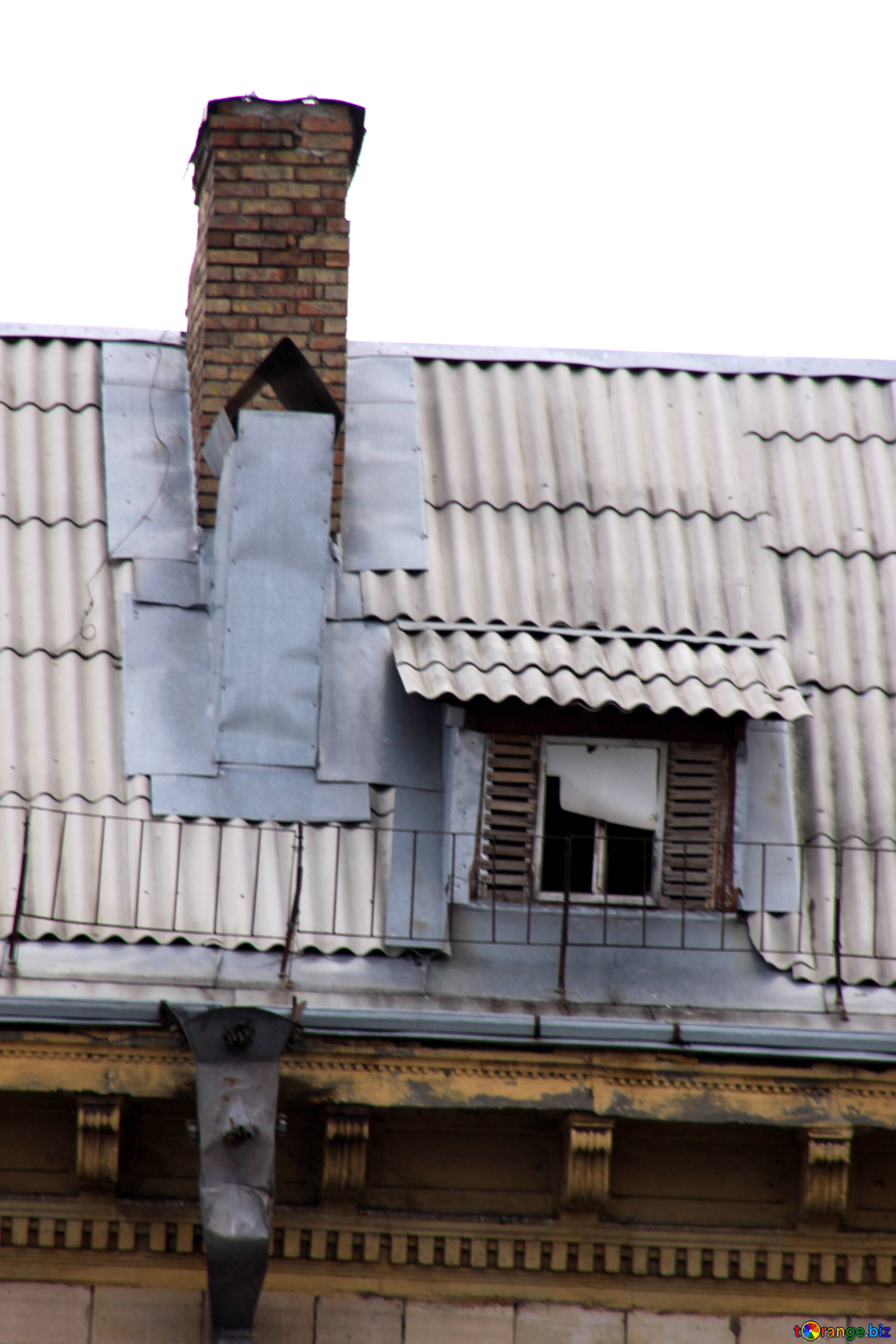 Ventilation ventilation and attic window on the roof energy № 1367