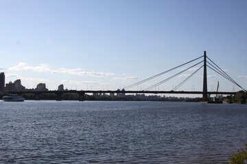Moscow bridge №1907