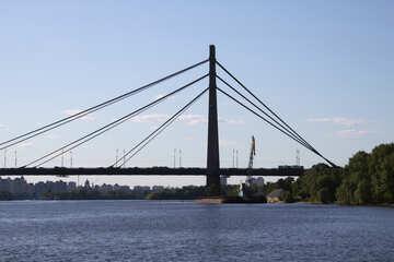 Kiev Bridge №1914
