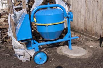 Concrete mixer №1101