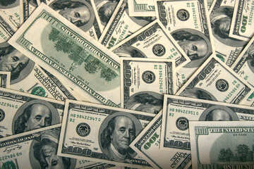 Dollars desktop №1505