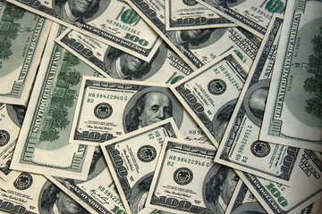 Dollars on desktop wallpaper №1507