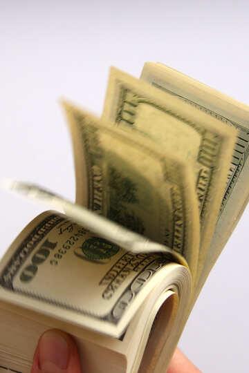 Доллары №1521