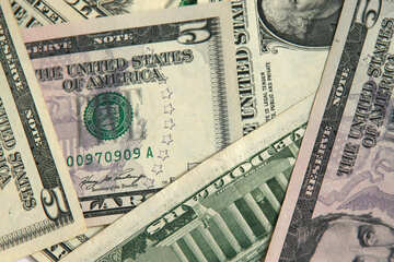 Dollar USA №1503