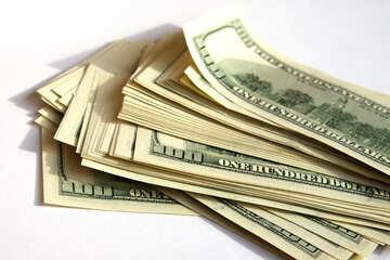 Dollars in bulk №1488