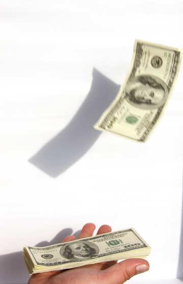 Доллары падают №1549