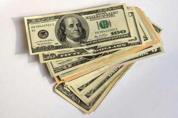 one hundred dollars. Pile №1495