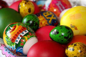 Easter Eggs №1617