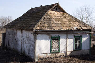 Old country house №1089