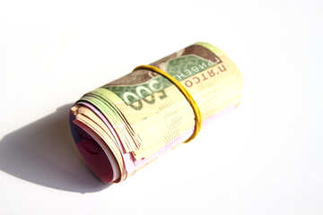 Hryvnia roll №1452