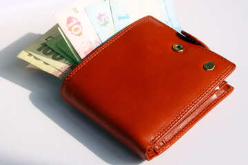 Wallet with loot №1378