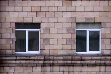 Металлопластиковые окна в старом доме №1359