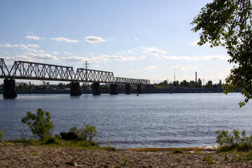 Dnipro river №1926