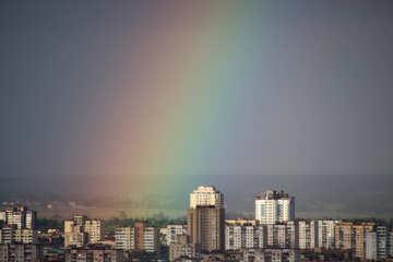 City rainbow №1687