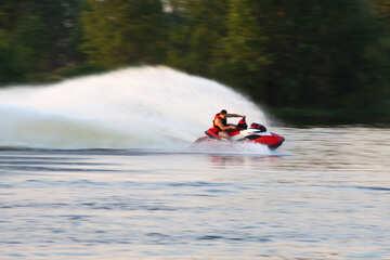 Alto velocità  personale watercraft  №1866