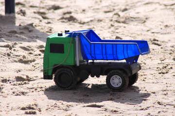 Camion per bambini №1413