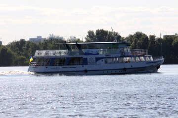 Schiff zu Fuß №1905