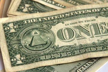 Ein Dollar №1497