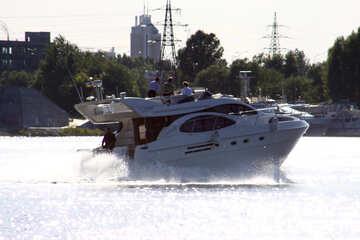 Vacations  at  yacht №1924