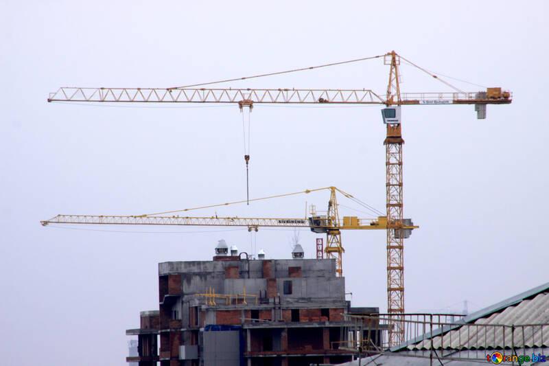 Tower Cranes №1366