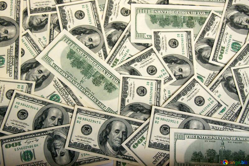 dólares para el dinero es depositado  №1506