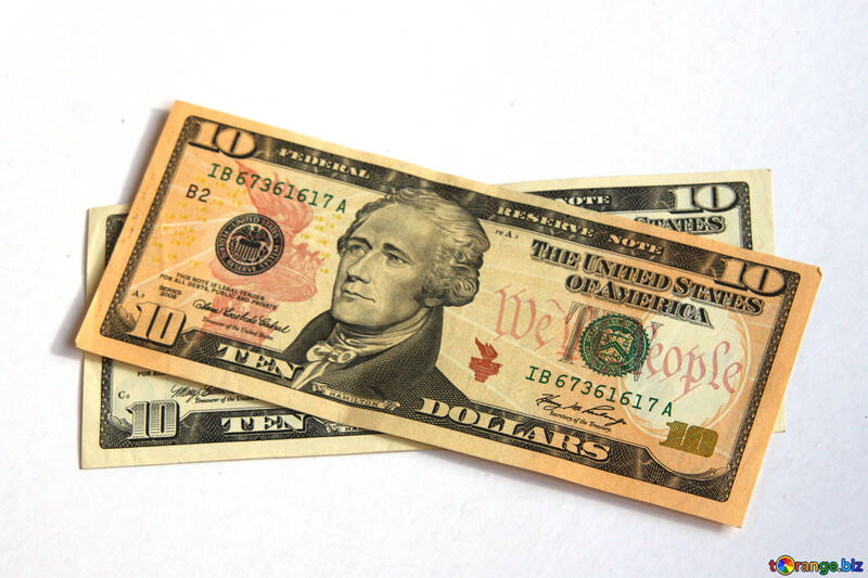 New and old dollars №1492