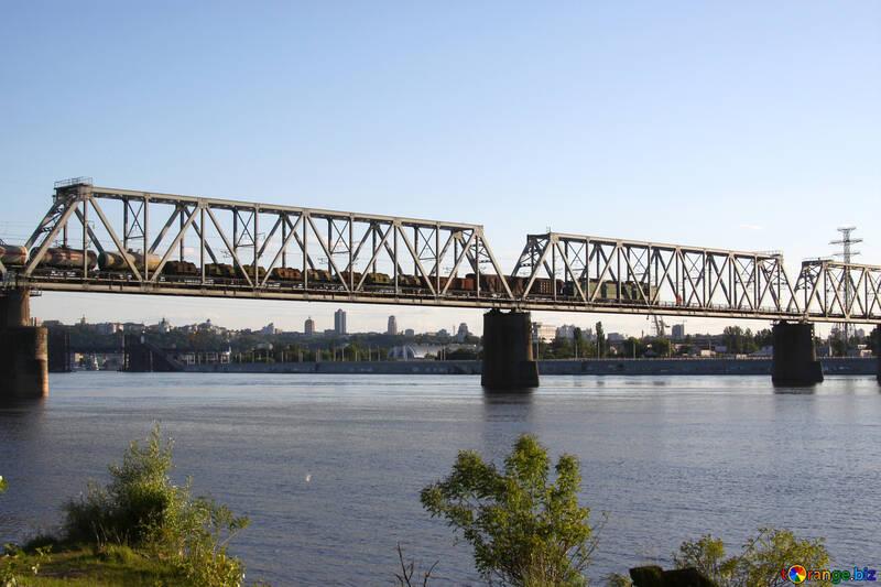 Railway Bridge №1883