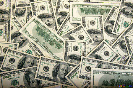 Dollars wallpaper for desktop №1506
