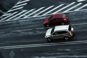 Cars at road №10960