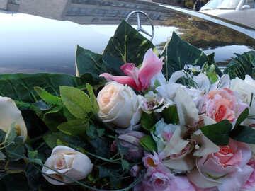 Car  for  Wedding №10082