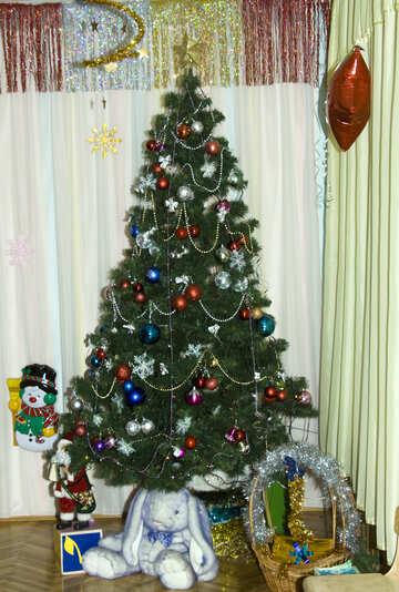 Christmas tree №10938