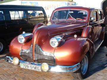 Antike Kollektor Auto №10735