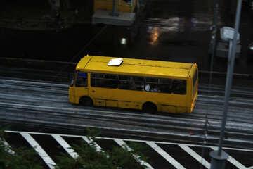 Öffentlichkeit Transport in Ukraine №10944