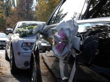 Wedding  cars  №10089