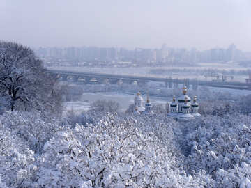 Kiev  winter №10579
