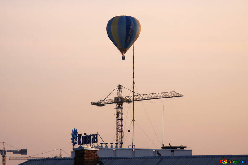 Flights at Air balloon №10594