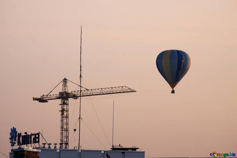 Walk at Air balloon №10592