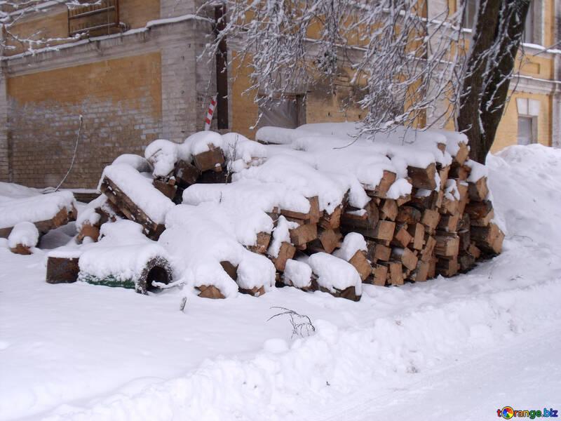 Timber  winter №10564