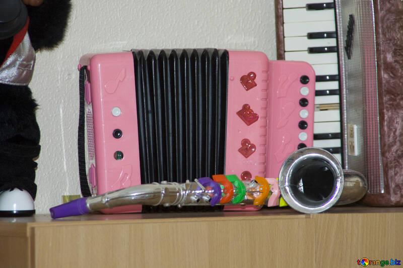 Baby music tools №10843