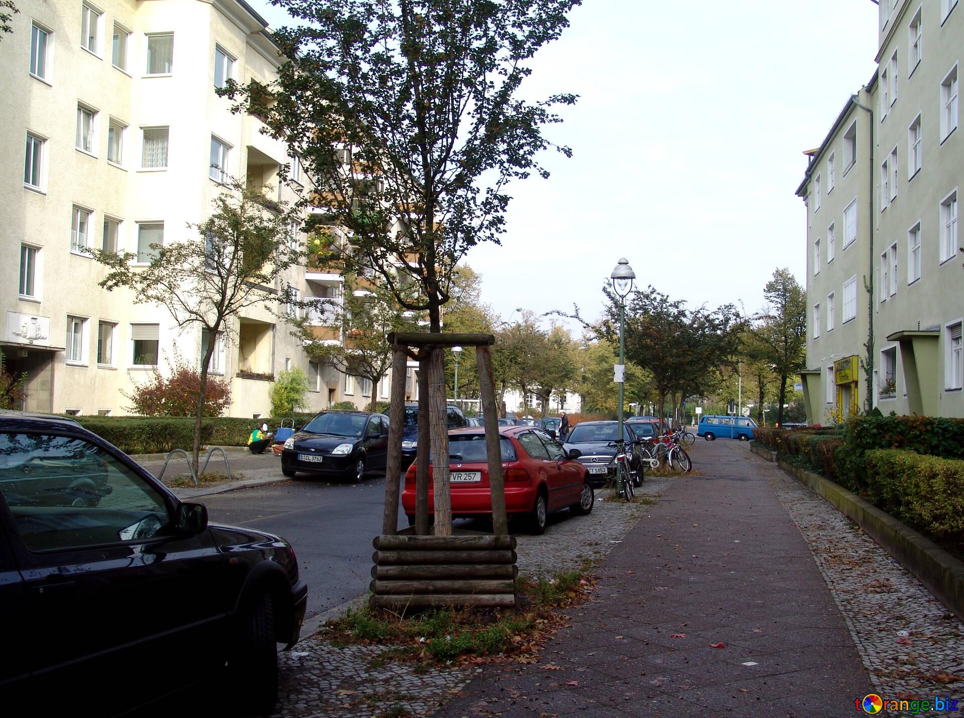 Free parking in berlin