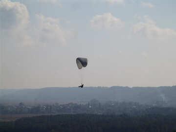 Parachute №11442
