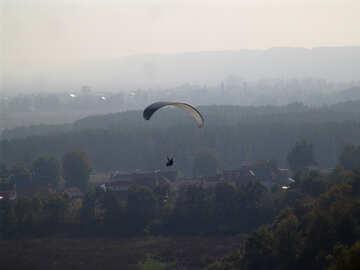 Paraglider №11437