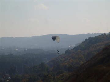Paraglider №11464