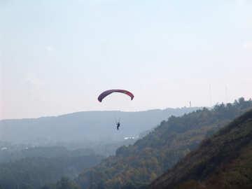 Paragliding №11458