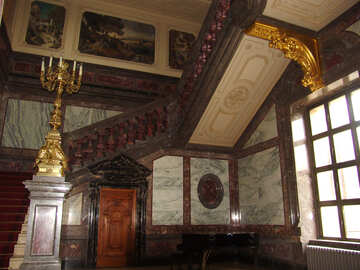 Staircase in the palace №11763