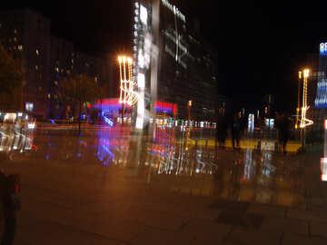Night lights №11733