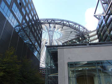 Architettura moderna Berlino №11925
