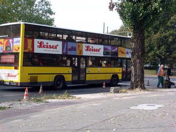 Bus in Berlin №11787